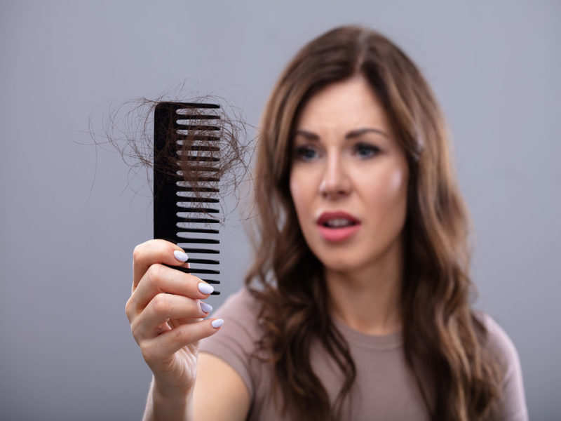 Factors as to why many experience an alarming rate of hair loss - Vital  Salon